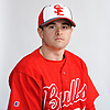 Matt Laurelli of Smithtown East poses for a portrait during Newsday's varsity baseball season preview photo shoot at company headquarters in Melville on Friday, March 23, 2018.