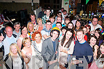 Key to the Door.---------------.Graham Flynn,Tonevane,Blennerville(front centre)son of Pierce&Geraldine,had a construction look to his 21st birthday celebration last Saturday night in Kirby's Brogue,Tralee.