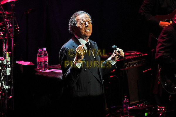 LONDON, ENGLAND - May 13: Julio Iglesias performs in concert at the Royal Albert Hall on May 13, 2014 in London, England<br /> CAP/MAR<br /> &copy; Martin Harris/Capital Pictures