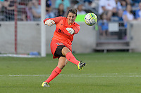Chicago, IL - Sunday Sept. 04, 2016: Haley Kopmeyer during a regular season National Women's Soccer League (NWSL) match between the Chicago Red Stars and Seattle Reign FC at Toyota Park.