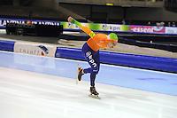 SCHAATSEN: HEERENVEEN: Thialf, Essent ISU World Cup, 03-03-2012, 10k Division B, Bob de Vries (NED), ©foto: Martin de Jong