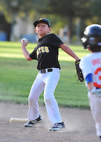 PNLL A Pirates action 2015. (Photo by AGP Photography)