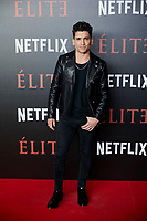 Jaime Lorente attends to 'Elite' premiere at Museo Reina Sofia in Madrid, Spain. October 02, 2018. (ALTERPHOTOS/A. Perez Meca) /NortePhoto.com NORTEPHOTOMEXICO