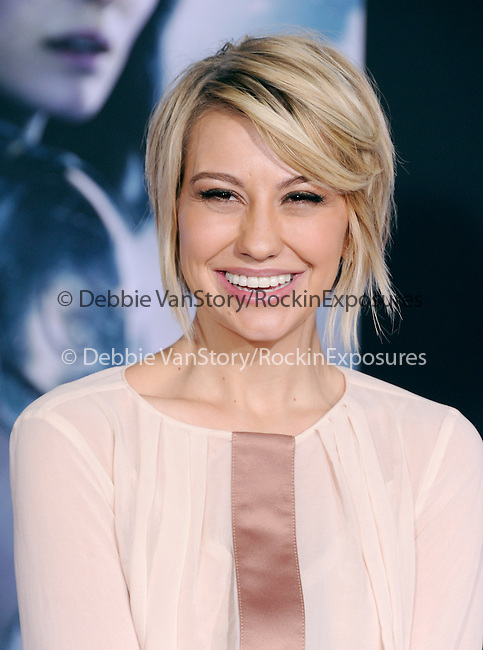Hollywood, CA - NOVEMBER 04: Chelsea Kane  arrives to Marvel's  THOR: THE DARK WORLD Premiere held at El Capitan Theatre in Hollywood, California on November 04,2012                                                                               © 2013 Hollywood Press Agency