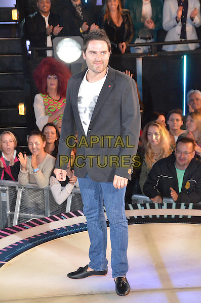George Gilbey	<br /> in Celebrity Big Brother - Summer 2014 <br /> *Editorial Use Only*<br /> CAP/NFS<br /> Image supplied by Capital Pictures