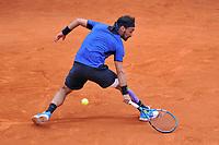 Fabio Fognini (Italie)<br /> Monaco 21/04/2019 Monte Carlo Country Club Panoramica <br /> Tennis Torneo ATP Montecarlo 2019 <br /> Foto Norbert Scanella / Panoramic / Insidefoto <br /> ITALY ONLY