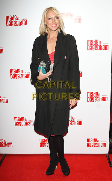 LONDON, ENGLAND - NOVEMBER 05: Ali Bastian attends the 'Made In Dagenham' press night at the Adelphi Theatre on November 5, 2014 in London, England<br /> CAP/ROS<br /> &copy;Steve Ross/Capital Pictures
