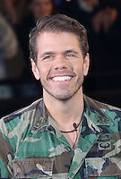 Perez Hilton at the Celebrity Big Brother series launch - Arrivals<br /> Borehamwood. 07/01/2015  Picture by: James Smith / Featureflash