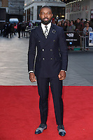 "David Oyelowo<br /> at the London Film Festival premiere for ""A United Kingdom"" at the Odeon Leicester Square, London.<br /> <br /> <br /> ©Ash Knotek  D3160  05/10/2016"