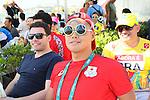 Yasunari Hirai (JPN), <br /> AUGUST 15, 2016 - Swimming : <br /> Women's 10km Marathon Swimming <br /> at Fort Copacabana <br /> during the Rio 2016 Olympic Games in Rio de Janeiro, Brazil. <br /> (Photo by Yohei Osada/AFLO SPORT)