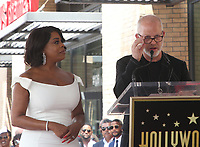HOLLYWOOD, CA - JULY 11: Niecy Nash, Ryan Murphy, at Niecy Nash Honored With Star On The Hollywood Walk Of Fame in Hollywood, California on July 11, 2018. Credit: Faye Sadou/MediaPunch