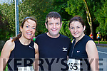 Ann O'Riordan-Murphy, Mike Donovan and Eileen O'Leary Castleisland who competed in the Killarney 10 mile road race on Saturday