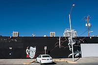 The Art District. Las Vegas Nevada.
