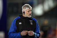 Bath Director of Rugby Todd Blackadder looks on during the pre-match warm-up. Premiership Rugby Cup match, between Bath Rugby and Gloucester Rugby on February 3, 2019 at the Recreation Ground in Bath, England. Photo by: Patrick Khachfe / Onside Images