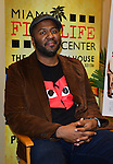 MIAMI, FL - DECEMBER 14: Director Malcolm Lee Attend a master class series: A conversation with Director of 'Best Man Holiday' Malcolm Lee conducted by Miami Film Life Center at Camillus House on December 14, 2013 in Miami, Florida. (Photo by Johnny Louis/jlnphotography.com)