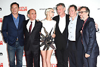 Jason Isaacs, Armando Iannucci, Andrea Risborough, Michael Palin, Paul Whitehouse &amp; David Schneider at the premiere of &quot;The Death of Stalin&quot; at the Curzon Chelsea, London, UK. <br /> 17 October  2017<br /> Picture: Steve Vas/Featureflash/SilverHub 0208 004 5359 sales@silverhubmedia.com