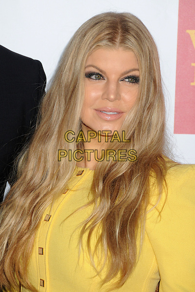 HOLLYWOOD, CA - DECEMBER 08: Stacy Duhamel (nee Ferguson) aka Fergie at the TrevorLIVE Los Angeles Benefit celebrating The Trevor Project's 15th anniversary at the Hollywood Palladium on December 8, 2013 in Hollywood, California.<br /> CAP/ADM/BP<br /> &copy;Byron Purvis/AdMedia/Capital Pictures