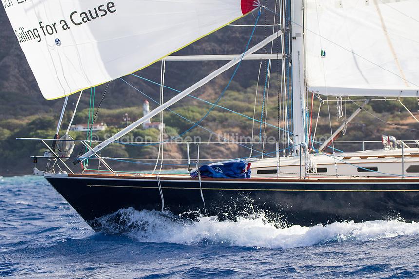 2017 TRANSPAC<br /> START  07_03_17<br /> &copy; Sharon Green / Ultimate Sailing