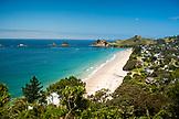 NEW ZEALAND, Coromandel Peninsula, Hahei Beach, Ben M Thomas