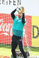 Torwart Kevin Trapp (Deutschland Germany) - 28.05.2018: Training der Deutschen Nationalmannschaft zur WM-Vorbereitung in der Sportzone Rungg in Eppan/Südtirol
