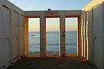 Vue sur mer en Algérie