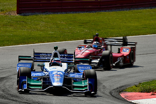 Verizon IndyCar Series<br /> Honda Indy 200 at Mid-Ohio<br /> Mid-Ohio Sports Car Course, Lexington, OH USA<br /> Sunday 30 July 2017<br /> Takuma Sato, Andretti Autosport Honda<br /> World Copyright: Scott R LePage<br /> LAT Images<br /> ref: Digital Image lepage-170730-to-9689