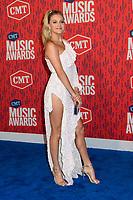 05 June 2019 - Nashville, Tennessee - Kelsea Ballerini. 2019 CMT Music Awards held at Bridgestone Arena. <br /> CAP/ADM/DMF<br /> ©DMF/ADM/Capital Pictures