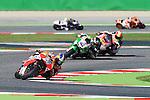 Gran Premio TIM di San Marino during the moto world championship in Misano.<br /> 13-09-2014 in Misano world circuit Marco Simoncelli.<br /> MotoGP<br /> <br /> PHOTOCALL3000  Gran Premio TIM di San Marino during the moto world championship in Misano.<br /> 13-09-2014 in Misano world circuit Marco Simoncelli.<br /> MotoGP<br /> dani pedrosa<br /> PHOTOCALL3000