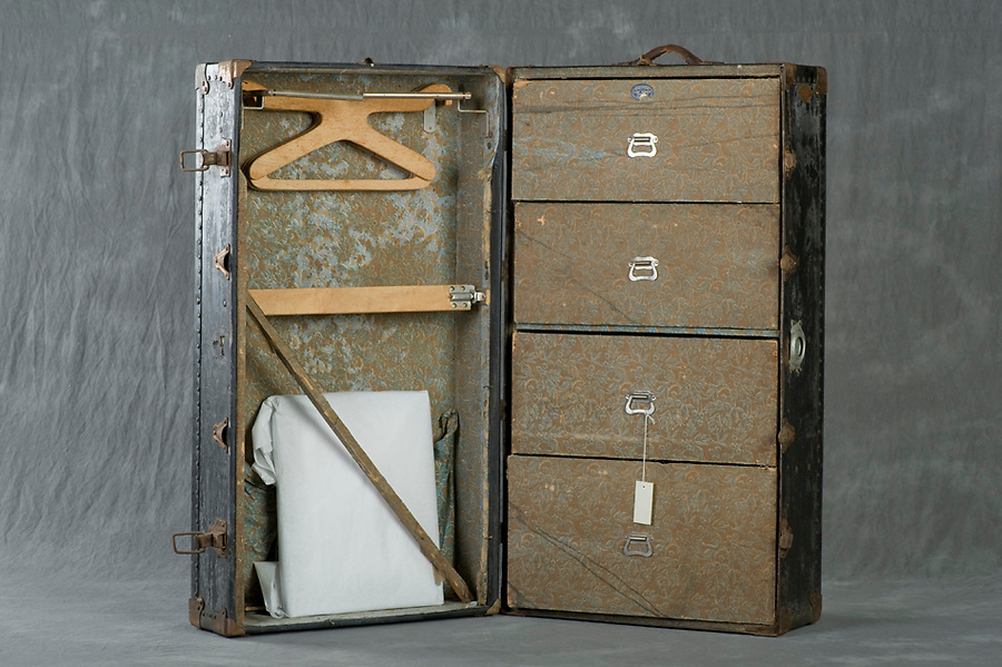Willard Suitcases Project