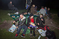 Folk Around The Fire, Moseley Bog, Birmingham April 2017