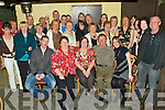 Happy Birthday - Marie Carty of Coolarclarig, Listowel, seated centre having a ball with family and friends at her 30th birthday bash held in The New Kingdom Bar, Listowel on Saturday night.