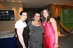 Ty Hafan Star Ball Hilton<br /> Cardiff Hilton<br /> L-R: Ceri Jones, Rachel Thomas &amp; Rachel Cornelius.<br /> <br /> 27.09.13<br /> <br /> &copy;Steve Pope-FOTOWALES