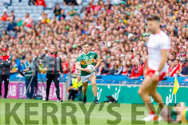 Dara Moynihan, Kerry during the All Ireland Senior Football Semi Final between Kerry and Tyrone at Croke Park, Dublin on Sunday.
