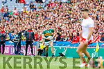Dara Moynihan, Kerry during the All Ireland Senior Football Semi Final between Kerry and Tyrone at Croke Park, Dublin on Sunday.