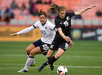 USWNT vs. New Zealand, Sunday, October 27, 2013