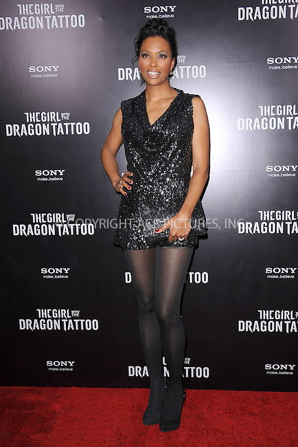 WWW.ACEPIXS.COM . . . . . December 14, 2011...New York City....Aisha Tyler attends the 'The Girl With the Dragon Tattoo' New York premiere at Ziegfeld Theater on December 14, 2011 in New York City....Please byline: KRISTIN CALLAHAN - ACEPIXS.COM.. . . . . . ..Ace Pictures, Inc: ..tel: (212) 243 8787 or (646) 769 0430..e-mail: info@acepixs.com..web: http://www.acepixs.com .
