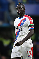 Mamadou Sakho of Crystal Palace during Chelsea vs Crystal Palace, Premier League Football at Stamford Bridge on 4th November 2018