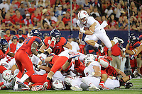 Stanford Football vs Arizona, October 29, 2016