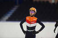 SCHAATSEN: HEERENVEEN: 22-12-2016, IJsstadion Thialf, Training Shorttrack, ©foto Martin de Jong