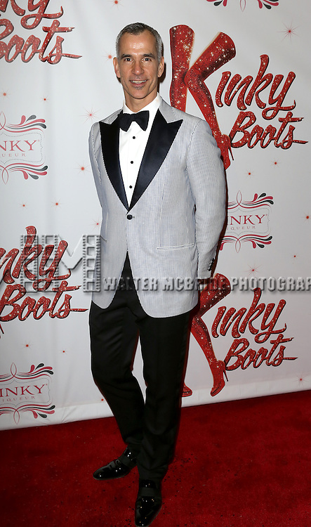 Jerry Mitchell attending the Broadway Opening Night Performance After Party for 'Kinky Boots' at the Marriott Marquis in New York City on 4/3/2013
