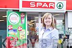 Debbie O'Halloran, Manager Byrne's Spar, Oakpark, Tralee.