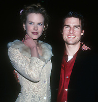 Nicole Kidman, Tom Cruise 1996, Photo By Michael Ferguson/PHOTOlink