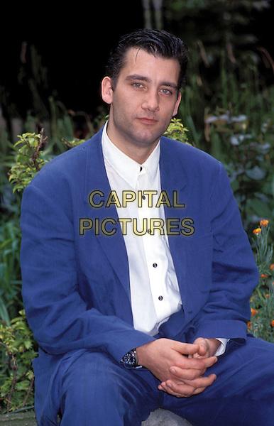 CLIVE OWEN  .Ref: 482 .www.capitalpictures.com.sales@capitalpictures.com.© Capital Pictures