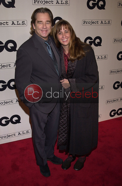 Beau Bridges and wife Wendy