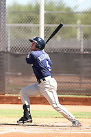 Corey Adamson - San Diego Padres - 2010 Instructional League.Photo by:  Bill Mitchell/Four Seam Images..