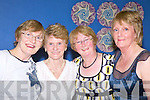 Enjoying the Fr. Casey GAA social at their club house on Saturday night were Kathleen McCarthy, Listowel, Mary Flaherty, Lisselton, Patricia Lane, Abbeyfeale and Bridie Noonan, Listowel...   Copyright Kerry's Eye 2008