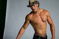 Western cowboy themed Romance Novel cover stock photograph by Jenn LeBlanc for Illustrated Romance
