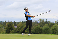 Witchayanon Chothirunrungrueng of Team Thailand on the 6th tee during Round 4 of the WATC 2018 - Eisenhower Trophy at Carton House, Maynooth, Co. Kildare on Saturday 8th September 2018.<br /> Picture:  Thos Caffrey / www.golffile.ie<br /> <br /> All photo usage must carry mandatory copyright credit (© Golffile | Thos Caffrey)