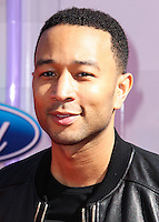 LOS ANGELES, CA, USA - JUNE 29: Singer John Legend arrives at the 2014 BET Awards held at Nokia Theatre L.A. Live on June 29, 2014 in Los Angeles, California, United States. (Photo by Xavier Collin/Celebrity Monitor)
