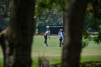 Brooke M. Henderson (CAN) hits her approach shot on 8 during round 1 of the 2019 US Women's Open, Charleston Country Club, Charleston, South Carolina,  USA. 5/30/2019.<br /> Picture: Golffile | Ken Murray<br /> <br /> All photo usage must carry mandatory copyright credit (© Golffile | Ken Murray)